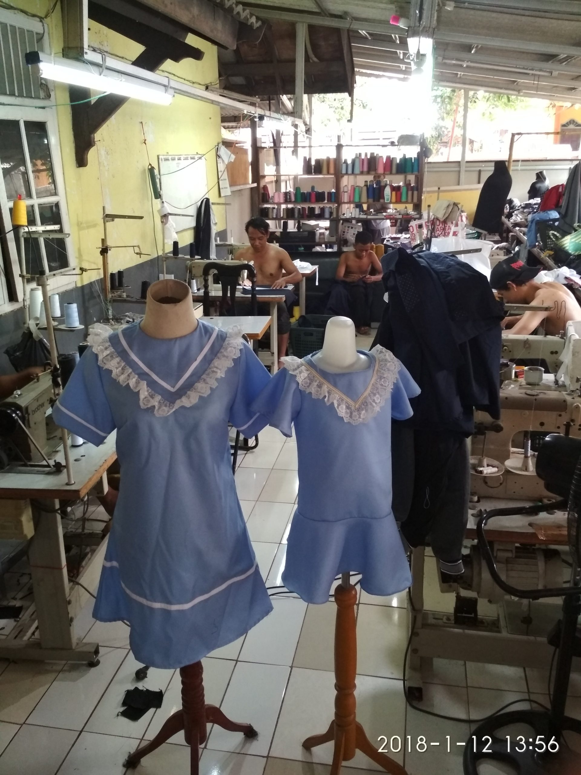 Contoh Baju Anak