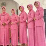 Seragam PSH Bhayangkari Muslimah